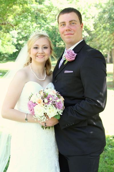 Mr. and Mrs. Ian Maddox Hand
