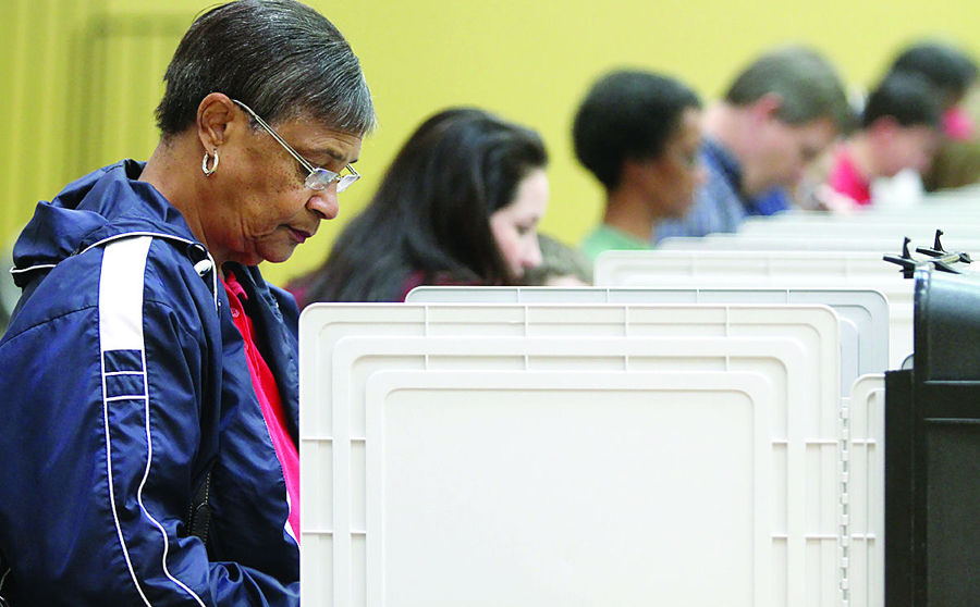 Early voting for this year's General Municipal Election to begin this Monday