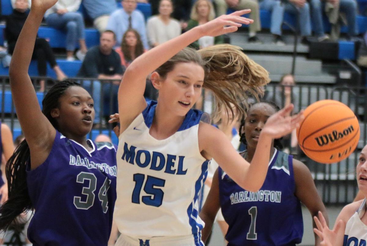 Darlington-Model Basketball