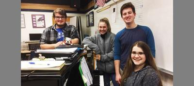 GCHS students chosen for All-State Chorus