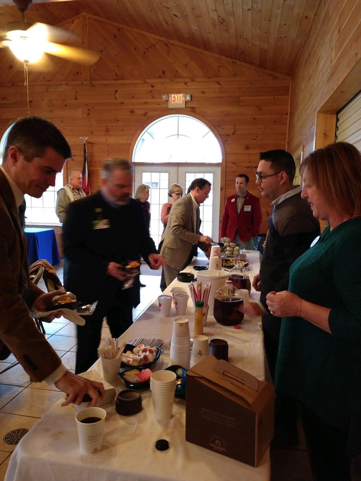 Polk Chamber Breakfast 2018