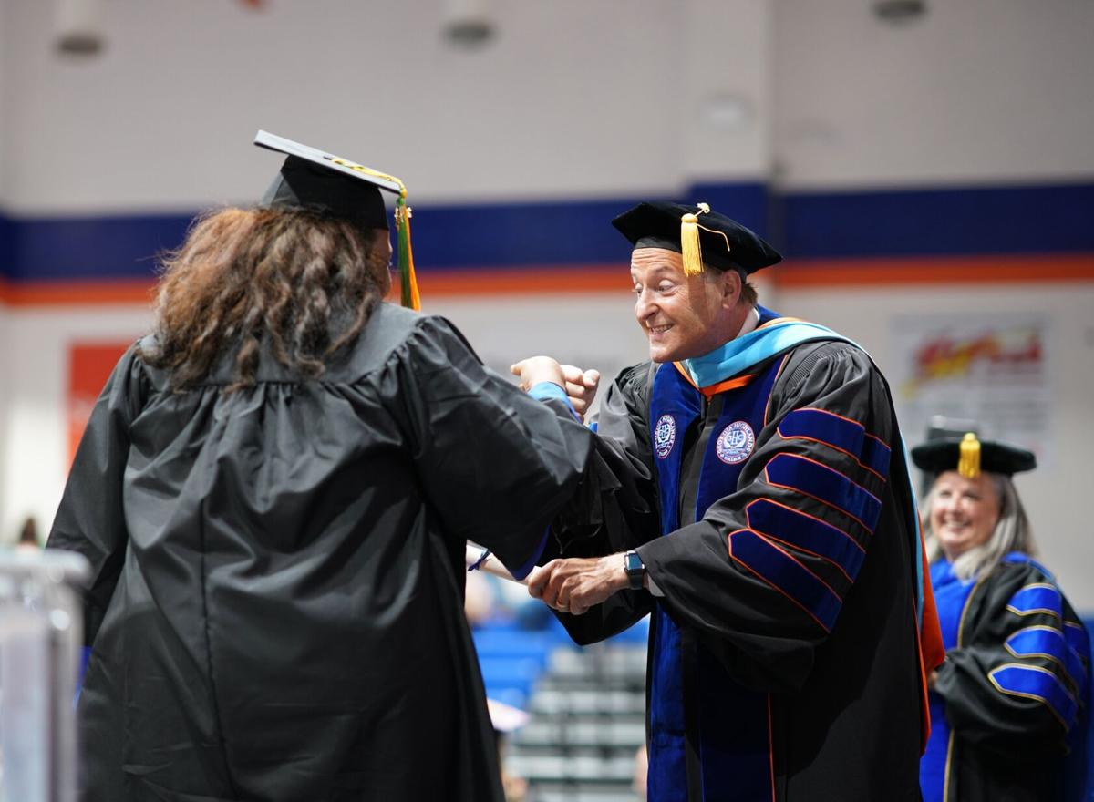 Georgia Highlands College holds 2021 commencement