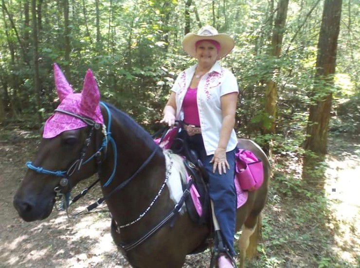 Canter 4 Cancer event to aid Summit Quest