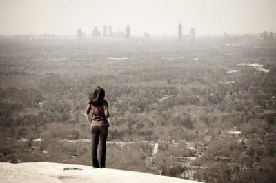 Smog in Atlanta