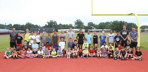 Calhoun Track Camp