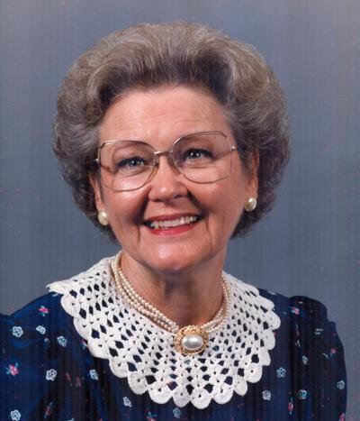 Doris Jean Cantrell