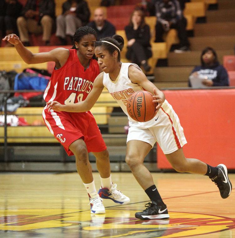 Girls Basketball: Paulding Co. at Rome