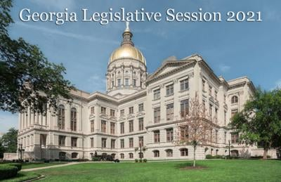 Georgia Legislative Session 2021
