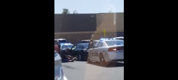 CPD releases incident report from Saturday's Wal-Mart arrest