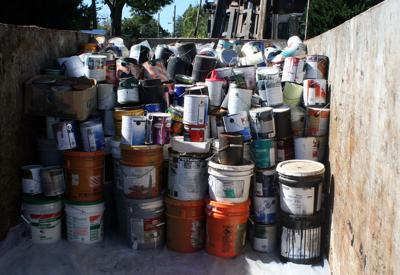 First household hazardous waste recycling event in 12 months set for Saturday