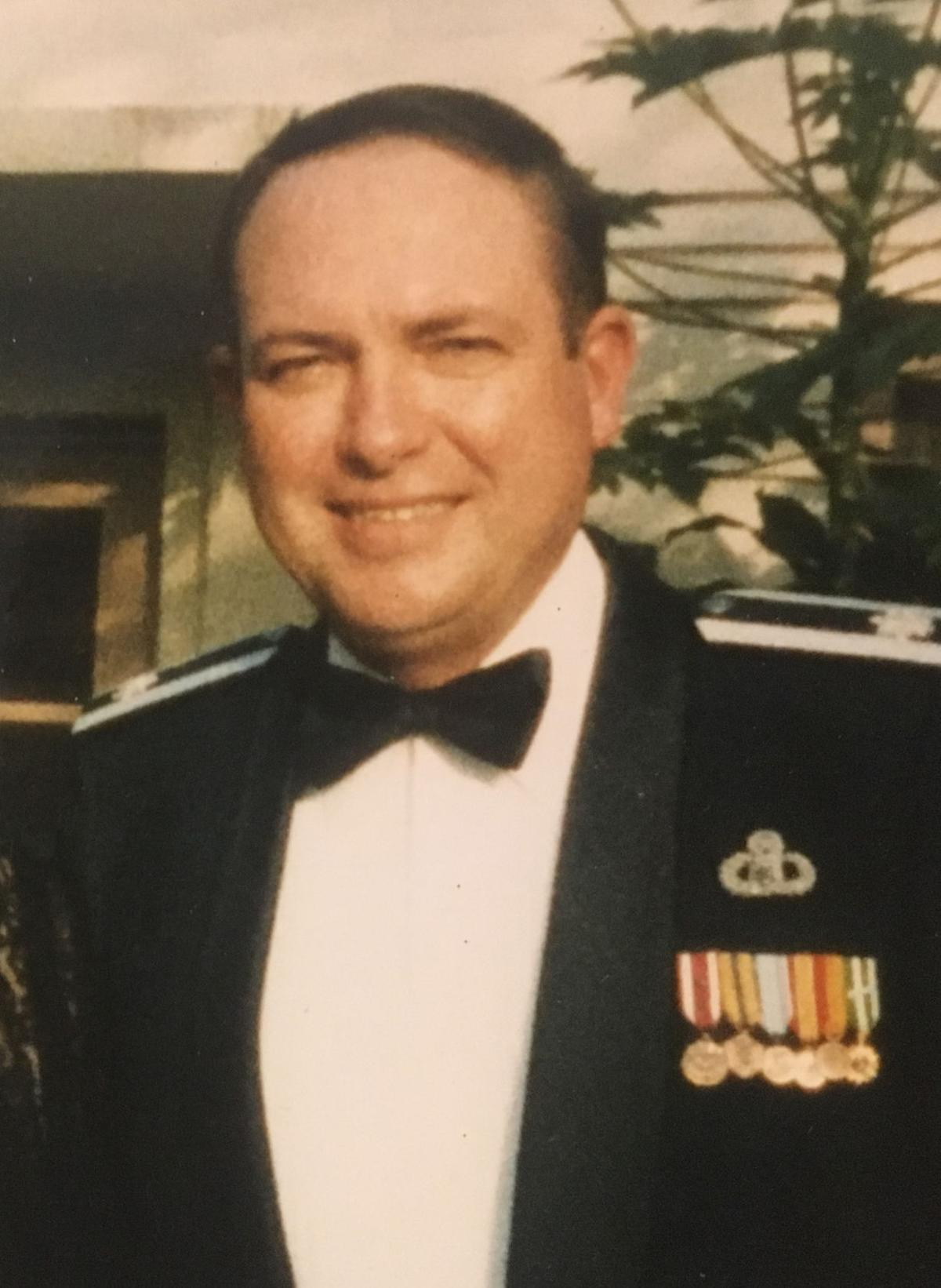 Lt. Col. Grant Van Keuren Hagge