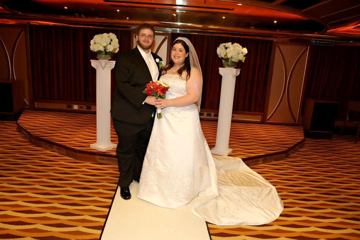 Mr. and Mrs. James Daniel Wade