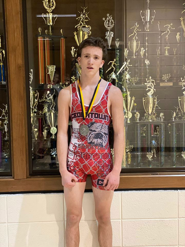 Pair of CMS wrestlers place in FCAA tournament