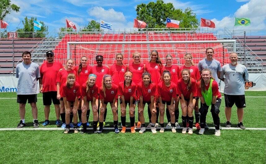 2021 Georgia High School Girls Soccer All-Star Team