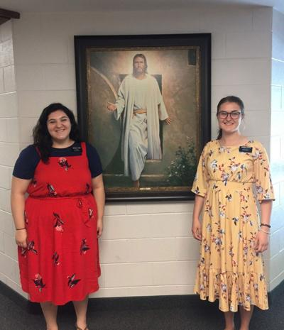 Church of Jesus Christ of Latter-day Saints missionaries offer free English classes