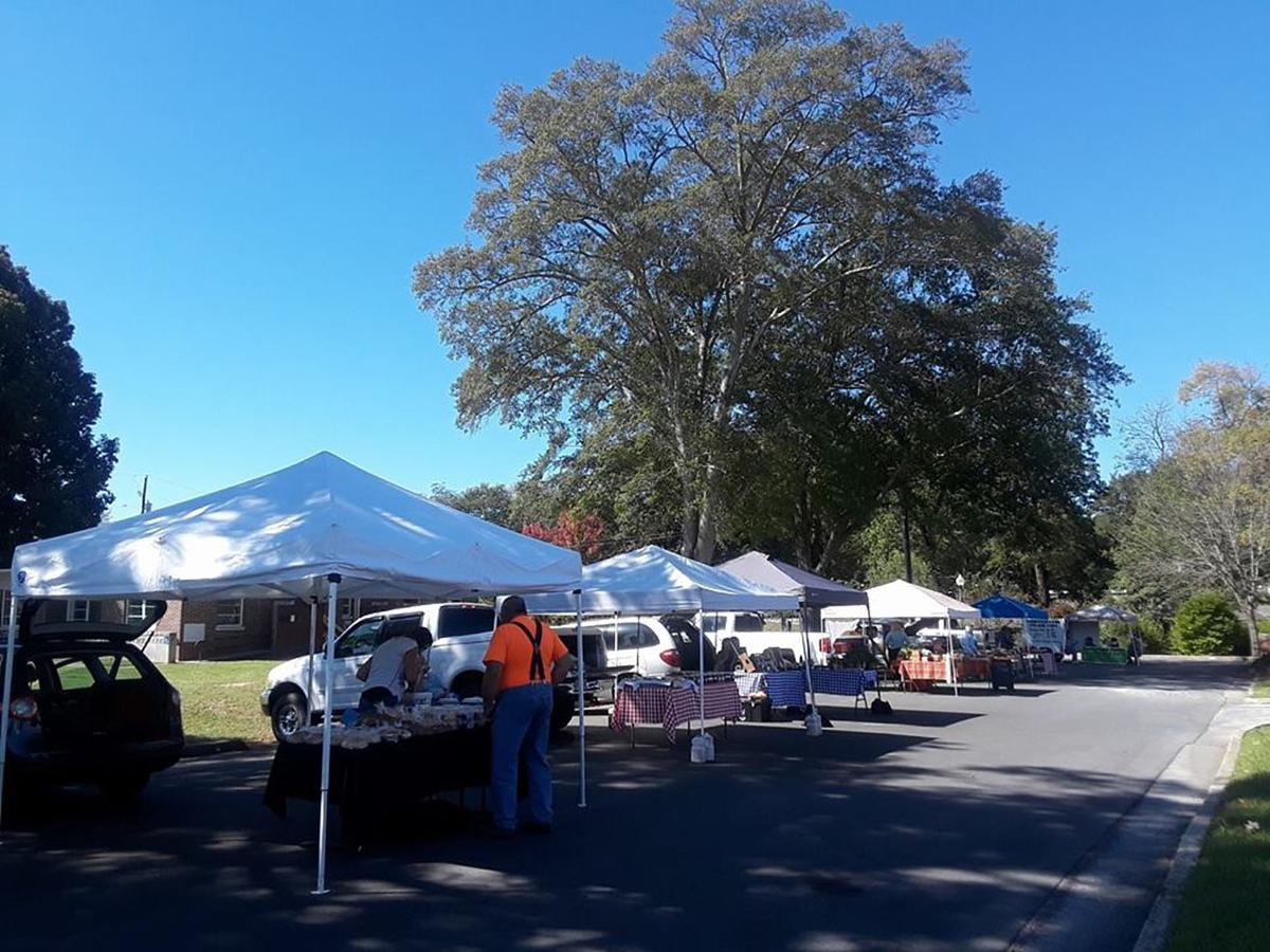 Rockmart Farmers Market February 2018