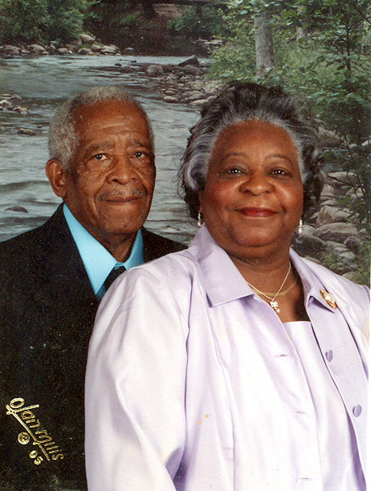 Adcus and Martha Allen
