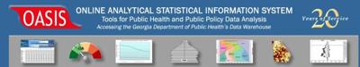 OASIS Online Analystical Statistical Information System