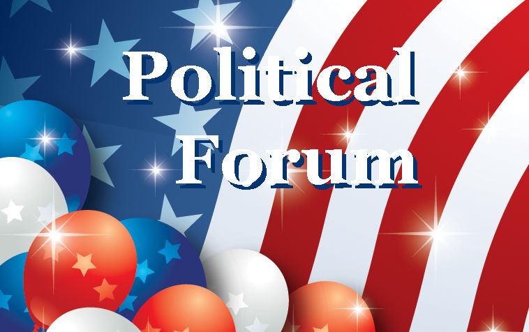 Candidate's Forum for upcoming General Municipal Election to be held Thursday
