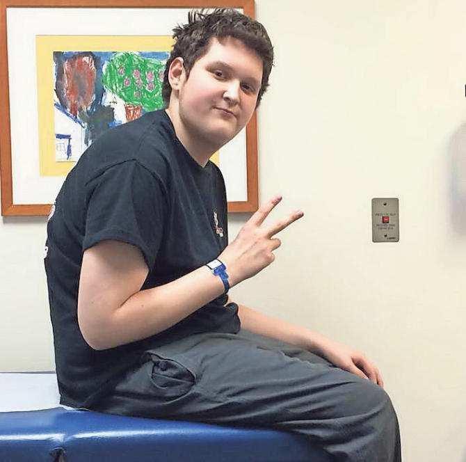 Blood drive in honor of Garrett Jordan to be held Dec. 11