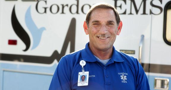 Gordon Hospital welcomes Michael Etheridge as Director of Gordon EMS