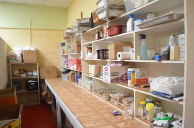 Helping Hands Food Pantry in Rockmart