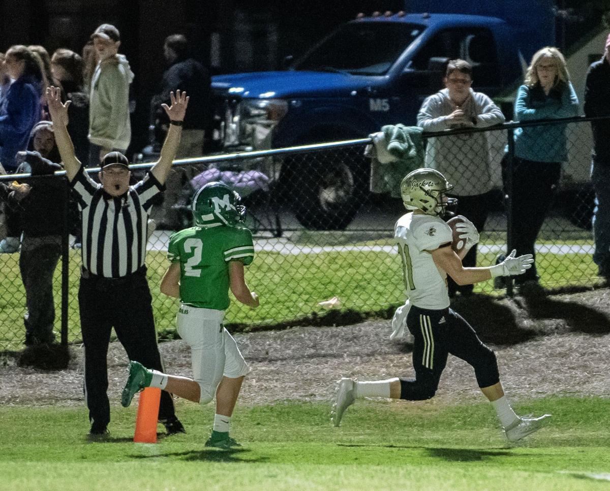 Calhoun Football - Jake Prather touchdown vs. Murray County