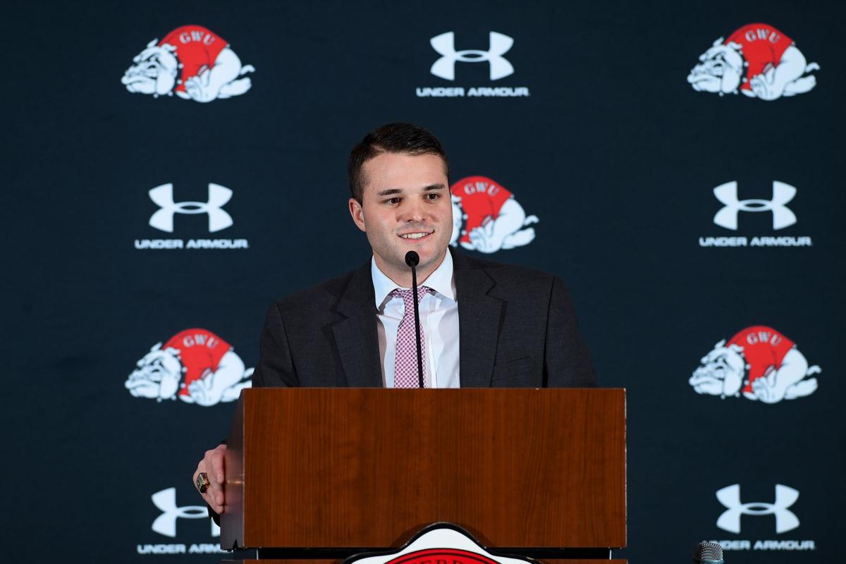 NCAA FOOTBALL:  DEC 16 Gardner-Webb Introduces New Football Coach