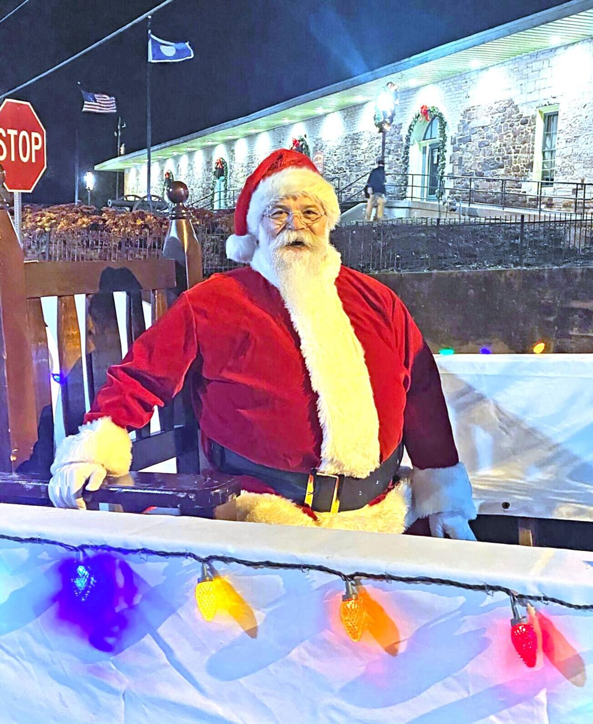 Depot Santa