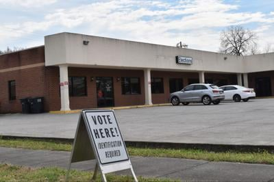 Gordon County Elections Office