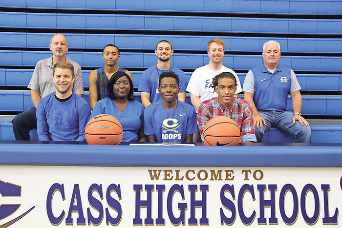 BASKETBALL: Chester hoping to make his mark at GNTC