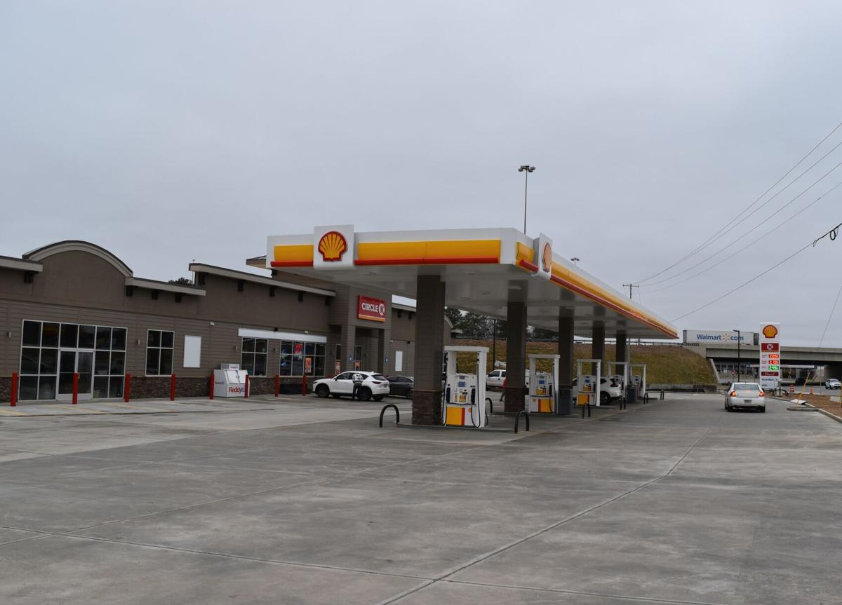 Red Bud Road Circle K now open