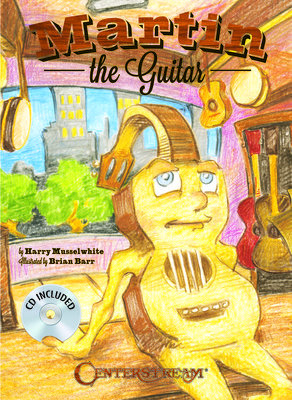 The Power of Music: Music teacher publishes children's book about guitars, violins which come to life at night
