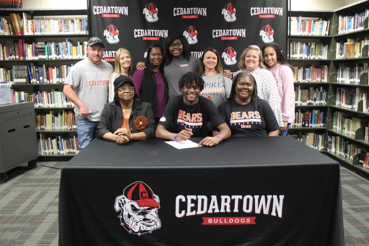 Trevon Wofford signs with Pikeville
