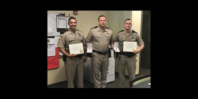 Deputies recognized for lifesaving in Sheriff's Office Project DAN