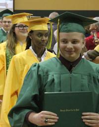 Georgia School for the Deaf graduation ceremony