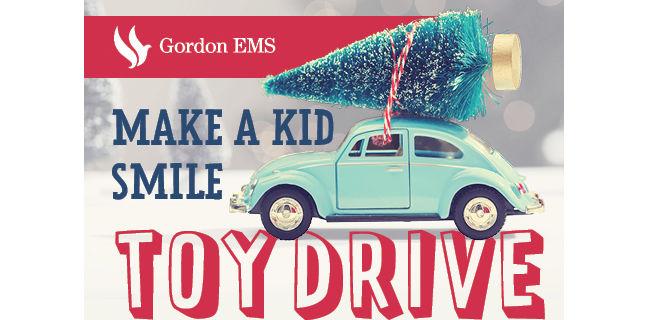 Gordon Hospital EMS hosts annual toy drive