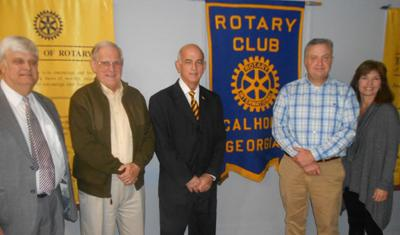 Chattanooga Metro Airport visits local Rotary