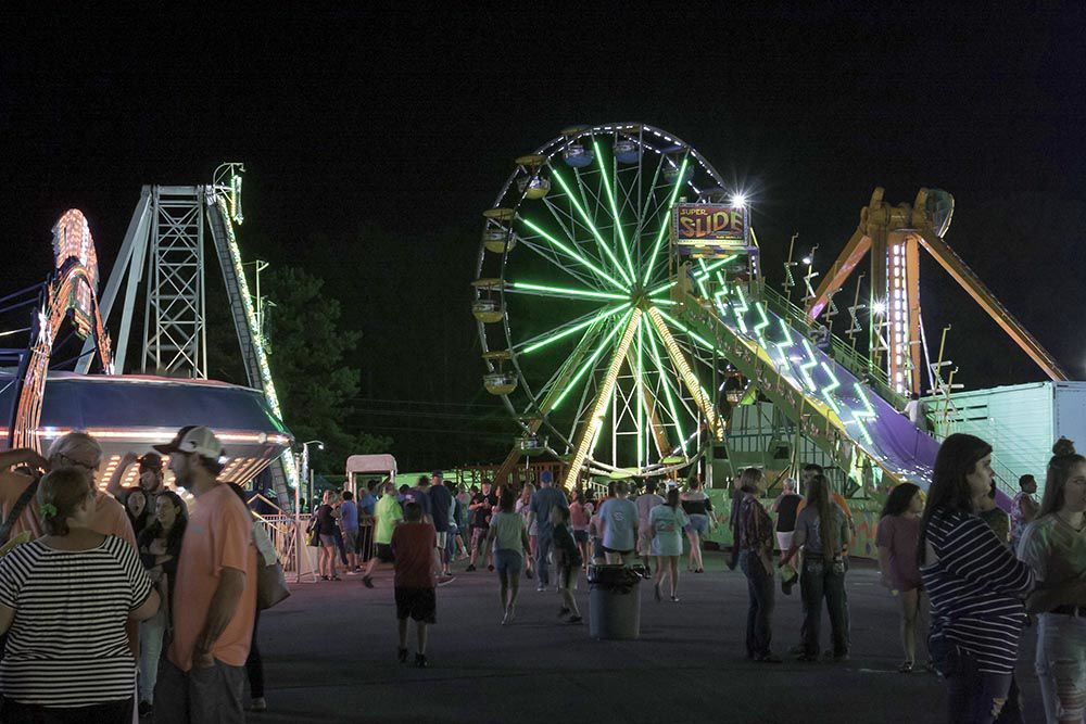 Today is final day of the 2018 Coosa Valley Fair