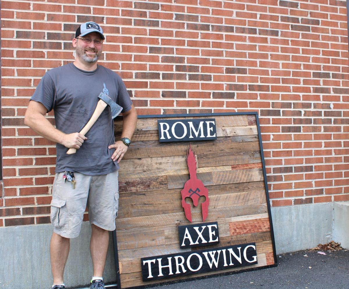 Rome Axe Throwing