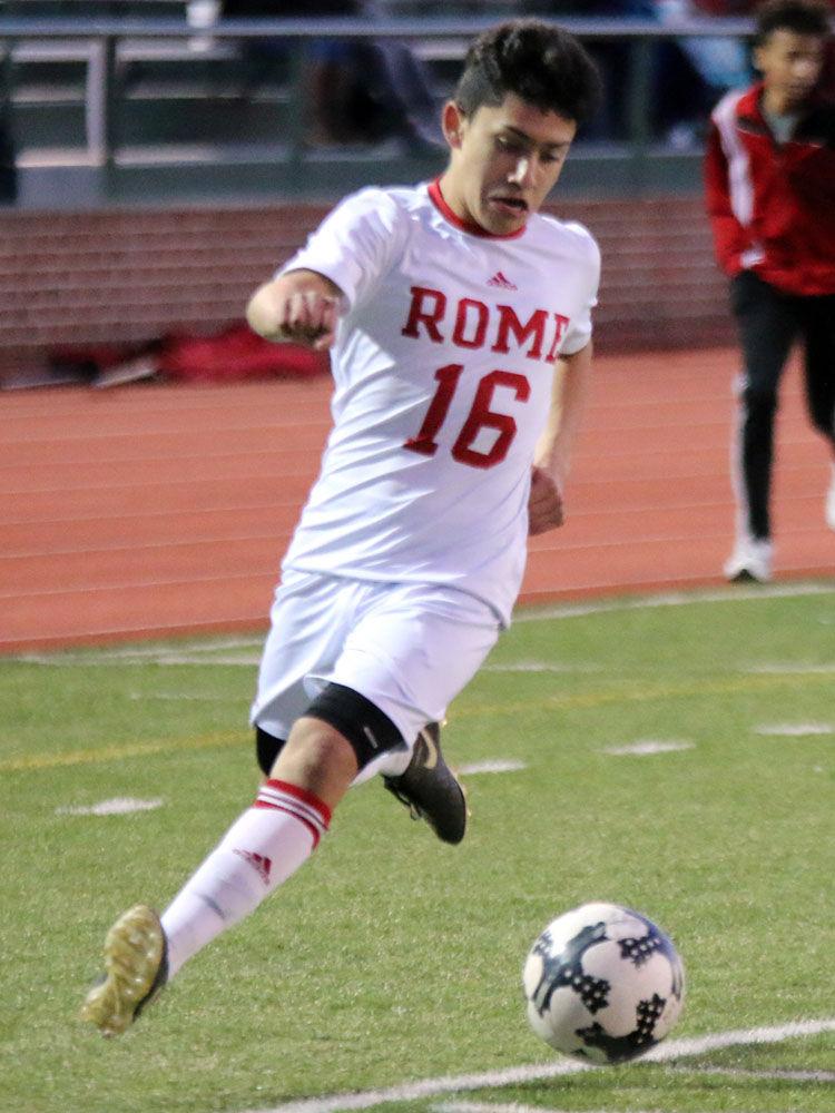 Rome High boys vs. Carrollton