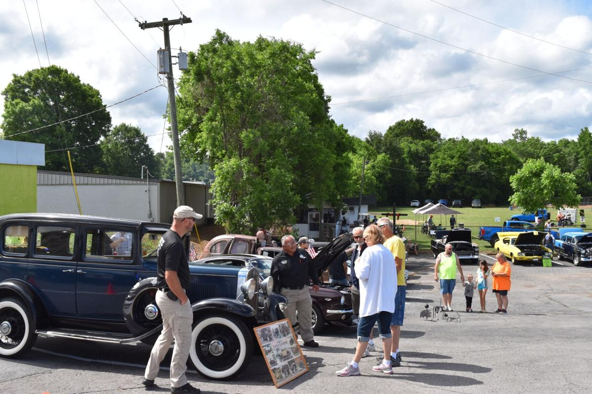 Calhoun VFW hosts weekend car and bike show