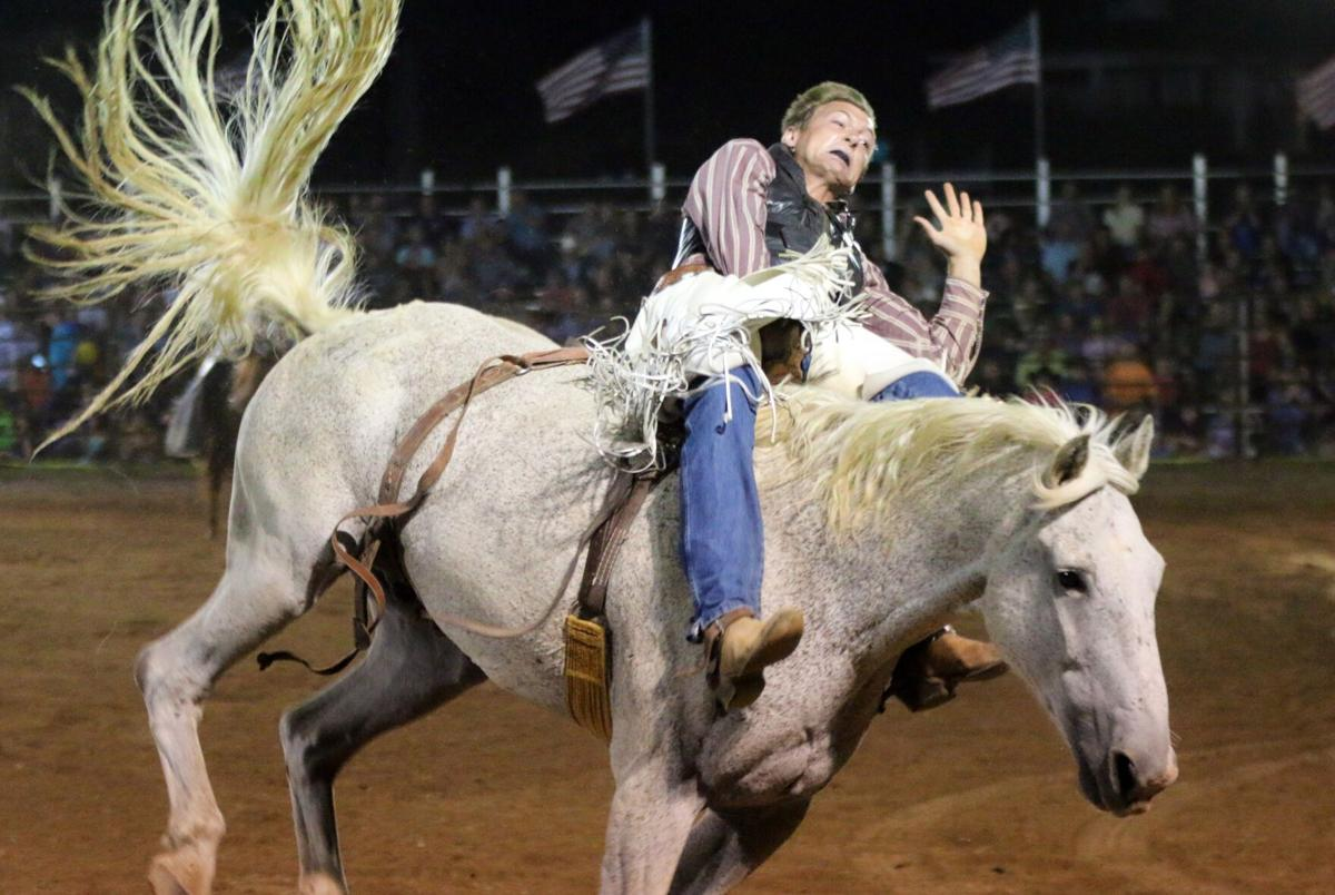 Rodeo action returns to Rockmart with annual pro rodeo