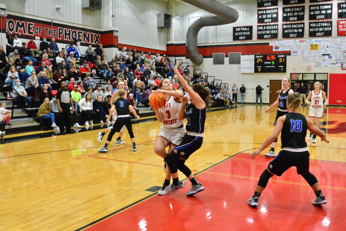 Sonoraville wins physical battle to move one step away from region title