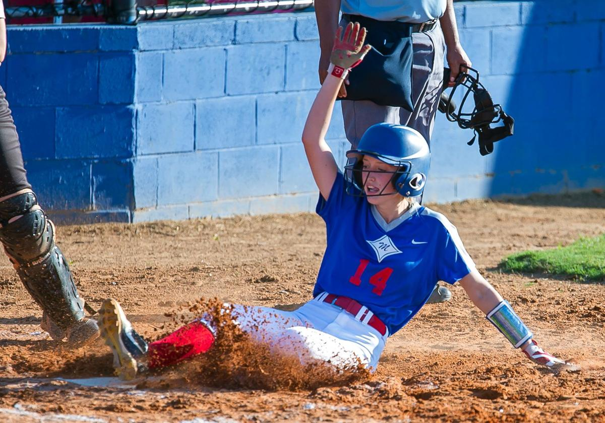 Armuchee-Model Softball
