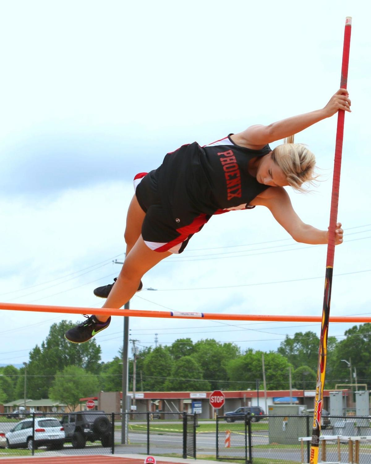 Track and Field: Sonoraville Girls win Region for first time in school history