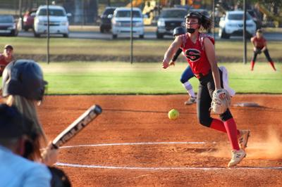 Sonoraville Softball Taylor Long