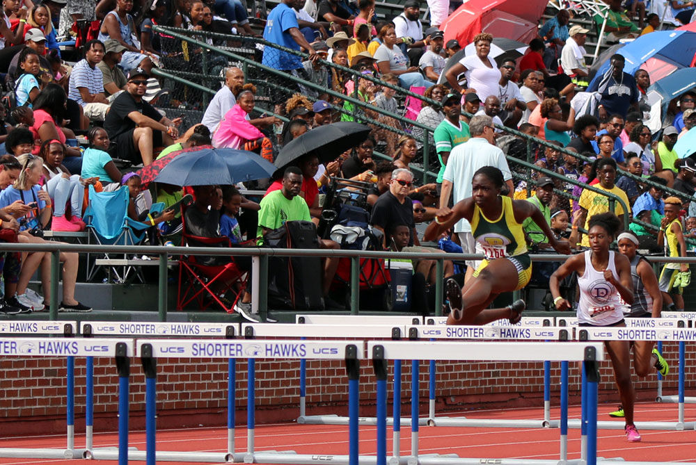 2018 USATF Region 4 Junior Track and Field Championships, Day 3
