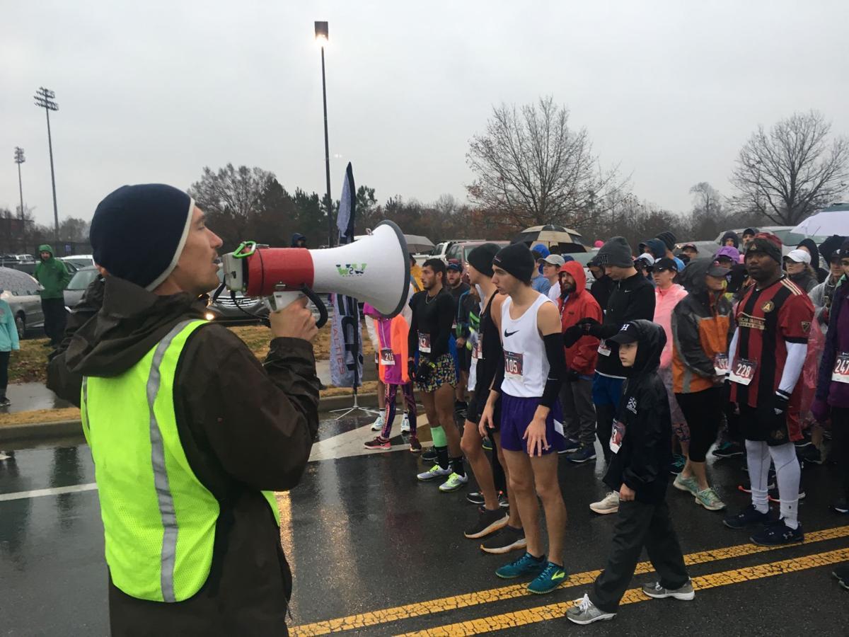 #Jamiestrong Rome Half-Marathon and 5K