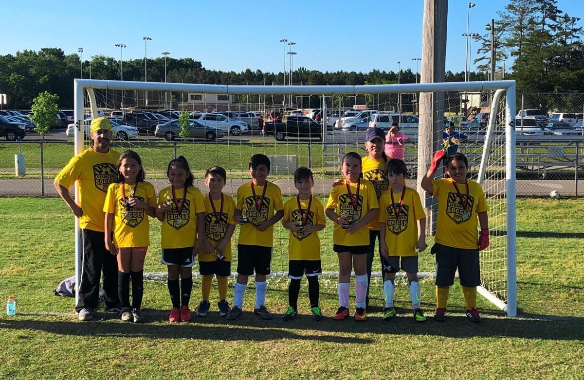 Cedartown Recreation Soccer Champions 2019